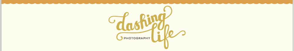 Dashing Life Photography logo